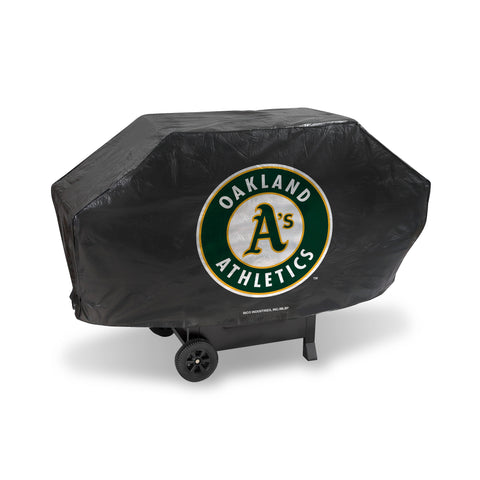 ATHLETICS DELUXE GRILL COVER (Black)