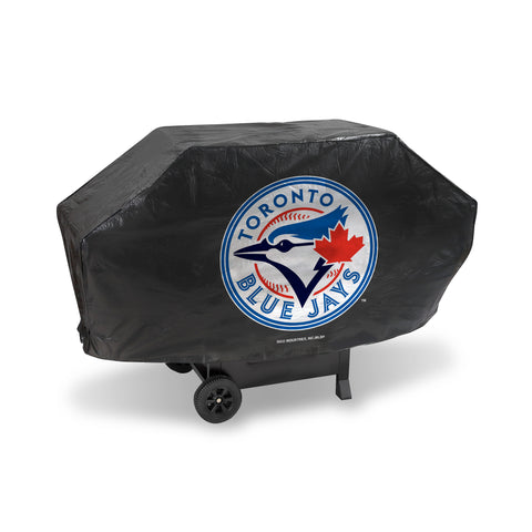 BLUE JAYS DELUXE GRILL COVER (Black)