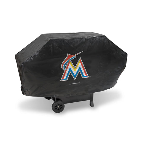 MARLINS DELUXE GRILL COVER (Black)