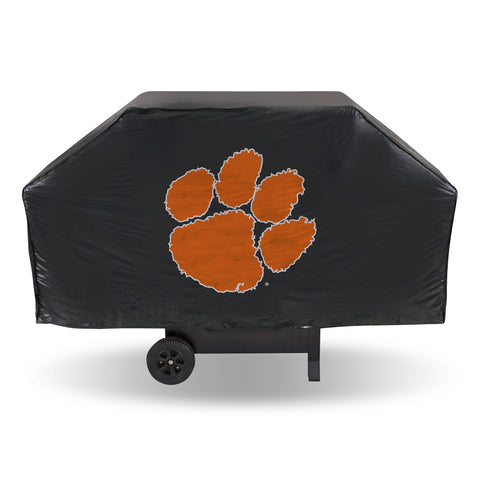 CLEMSON ECONOMY GRILL COVER (Black)
