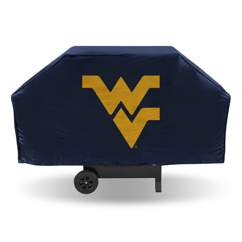 WEST VIRGINIA ECONOMY GRILL COVER (Navy)