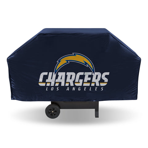 CHARGERS ECONOMY GRILL COVER (Navy)