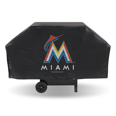 MARLINS ECONOMY GRILL COVER (Black)