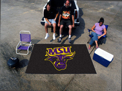 "NCAA Officially licensed Minnesota State University - Mankato Ulti-Mat 59.5""x94.5"" Start showing off your team pride with an"