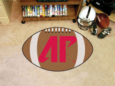 "NCAA Officially licensed Austin Peay State University Football Mat 20.5""x32.5"" Protect your floor in style and show off your"