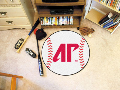 "NCAA Officially licensed Austin Peay State University Baseball Mat 27"" diameter Protect your floor in style and show off you"