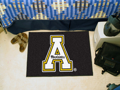 "NCAA Officially licensed Appalachian State Starter Mat 19""x30"" Start showing off your team pride at home and the office with"