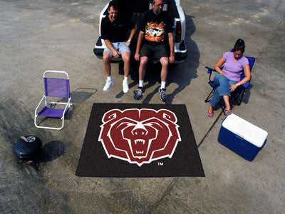 "NCAA Officially licensed Missouri State Tailgater Mat 59.5""x71"" Start showing off your team pride with a Tailgater Mat from"