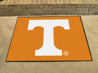 "NCAA Officially licensed University of Tennessee All Star Mat 33.75""x42.5"" Join the All-Star team and decorate your home or"