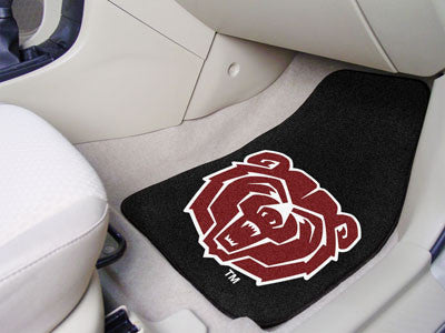 "NCAA Officially licensed Missouri State 2-pc Carpet Car Mat Set 17""x27"" Show your fandom even while driving with Carpet Car"