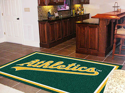 MLB Officially licensed products  Show off your team pride in a big way! 5'x8' ultra plush area rugs won't leave any doubt a