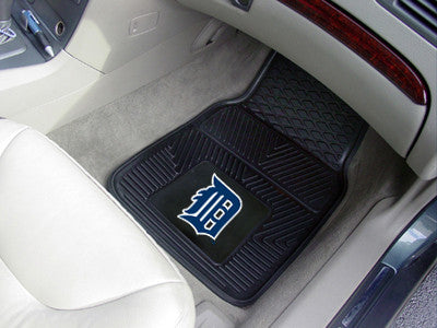 MLB Officially licensed products  Add style to your ride with heavy duty Vinyl Car Mats from Sports Licensing Solutions! 100