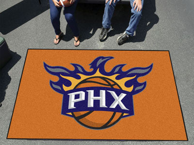 NBA Officially licensed products Phoenix Suns Ulti-Mat 5'x8' Start showing off your team pride with an Ulti-Mat from Sports