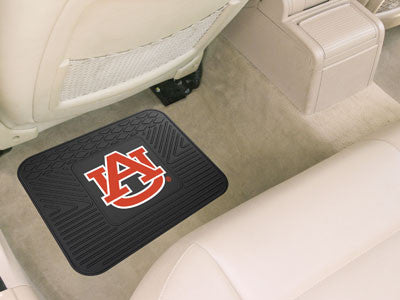 "NCAA Officially licensed Auburn University Utility Mat 14""x17"" Boast your team colors with backseat Utility Mats by Sports L"