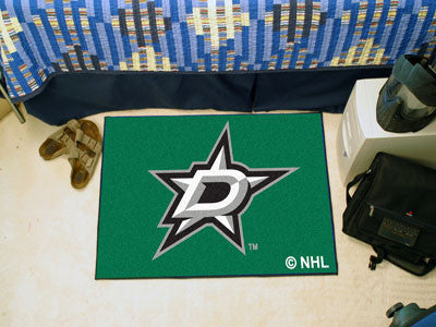 NHL Officially licensed products Dallas Stars Starter Mat Start showing off your team pride at home and the office with a St
