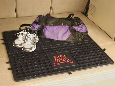 "NCAA Officially licensed University of Minnesota Heavy Duty Vinyl Cargo Mat 31""x31"" Protect your cargo with heavy duty Cargo"