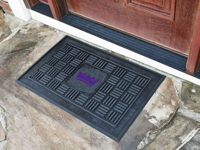 "NBA Officially licensed products Sacramento Kings Door Mat 19.5""x31.25"" Make a great first impression when guests come over"