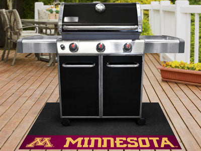 "NCAA Officially licensed University of Minnesota Grill Mat 26""x42"" Are you a die-hard sports fan that likes to show off your"