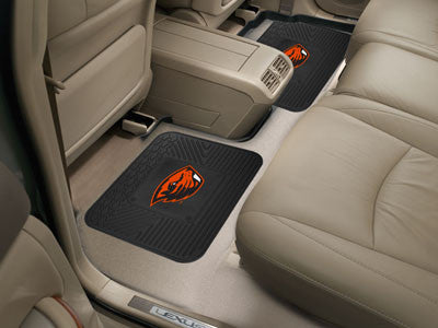 "NCAA Officially licensed Oregon State University 2 Utility Mats 14""x17"" Boast your team colors with backseat Utility Mats by"