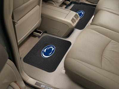 "NCAA Officially licensed Penn State 2 Utility Mats 14""x17"" Boast your team colors with backseat Utility Mats by Sports Licen"