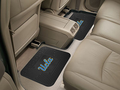"NCAA Officially licensed University of California - Los Angeles (UCLA) 2 Utility Mats 14""x17"" Boast your team colors with ba"