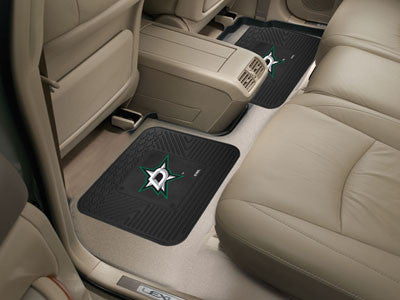 "NHL Officially licensed products Dallas Stars 2-pc Utility Mat 14""x17"" Boast your team colors with backseat Utility Mats by"
