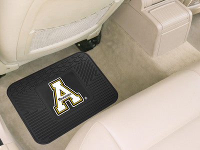 "NCAA Officially licensed Appalachian State Utility Mat 14""x17"" Boast your team colors with backseat Utility Mats by Sports L"