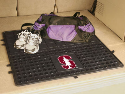 "NCAA Officially licensed Stanford University Heavy Duty Vinyl Cargo Mat 31""x31"" Protect your cargo with heavy duty Cargo Mat"