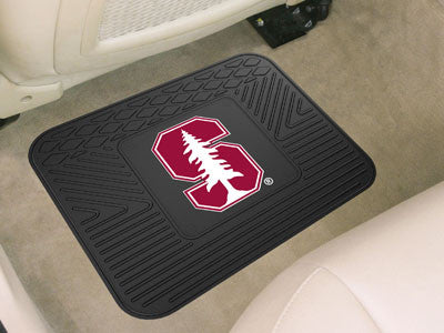 "NCAA Officially licensed Stanford University Utility Mat 14""x17"" Boast your team colors with backseat Utility Mats by Sports"