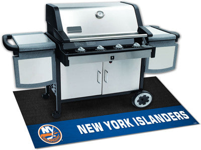 "NHL Officially licensed products New York Islanders Grill Mat 26""x42"" Are you a die-hard sports fan that likes to show off y"