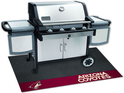 "NHL Officially licensed products Arizona Coyotes Grill Mat 26""x42"" Are you a die-hard sports fan that likes to show off your"