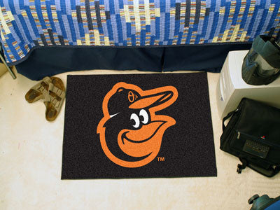 MLB Officially licensed products  Start showing off your team pride at home and the office with a Starter Mat from Sports Li