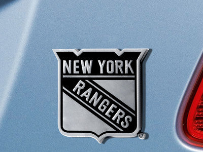 "NHL Officially licensed products New York Rangers Emblem 3""x3.2""  Are you an extreme sports fan who wants to show off your t"