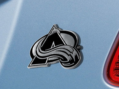 "NHL Officially licensed products Colorado Avalanche Emblem 3""x3.2""  Are you an extreme sports fan who wants to show off your"