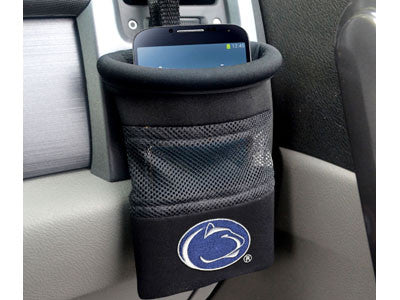 "NCAA Officially licensed Penn State Car Caddy 5""x4.5"" Keep important items at arm?s length while diving with an officially l"