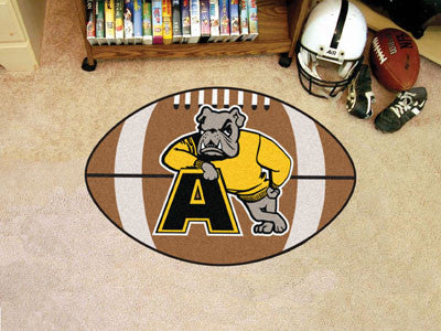 "NCAA Officially licensed Adrian College Football Mat 20.5""x32.5"" Protect your floor in style and show off your fandom with F"