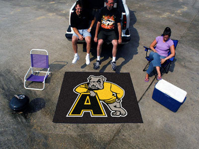 "NCAA Officially licensed Adrian College Tailgater Mat 59.5""x71"" Start showing off your team pride with a Tailgater Mat from"