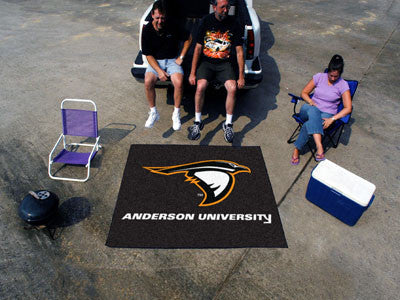 "NCAA Officially licensed Anderson University (IN) Tailgater Mat 59.5""x71"" Start showing off your team pride with a Tailgater"