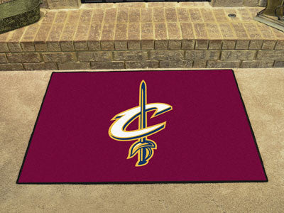 "NBA Officially licensed products Cleveland Cavaliers All-Star Mat 33.75""x42.5"" Join the All-Star team and decorate your home"