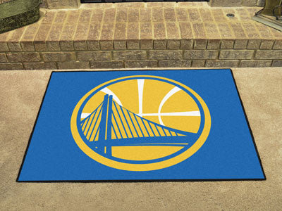 "NBA Officially licensed products Golden State Warriors All-Star Mat 33.75""x42.5"" Join the All-Star team and decorate your ho"