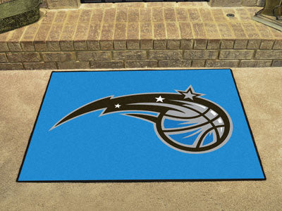 "NBA Officially licensed products Orlando Magic All-Star Mat 33.75""x42.5"" Join the All-Star team and decorate your home or of"