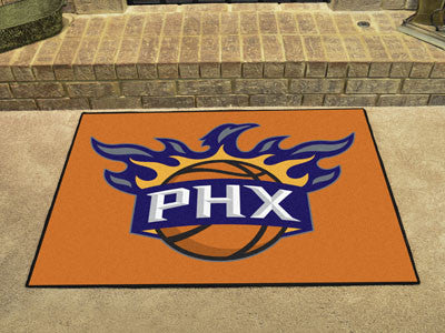 "NBA Officially licensed products Phoenix Suns All-Star Mat 33.75""x42.5"" Join the All-Star team and decorate your home or off"