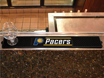 "NBA Officially licensed products Indiana Pacers Drink Mat 3.25""x24"" Keep your freshly crafted drinks safe with our new offic"