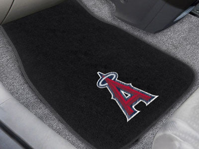 MLB Officially licensed products  Protect the interior of your vehicle while showing off your team pride with Embroidered Ca
