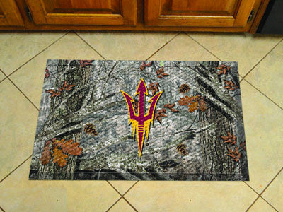 "NCAA Officially licensed Arizona State University Scraper Mat 19""x30"" Scraper Mats by Sports Licensing Solutions are great f"