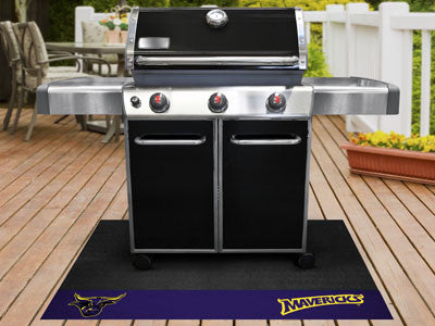 "NCAA Officially licensed Minnesota State University - Mankato Grill Mat 26""x42"" Are you a die-hard sports fan that likes to"