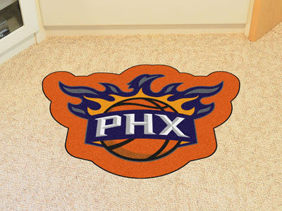 NBA Officially licensed products Phoenix Suns Mascot Mat Looking for a unique rug to decorate your home or office with? Masc