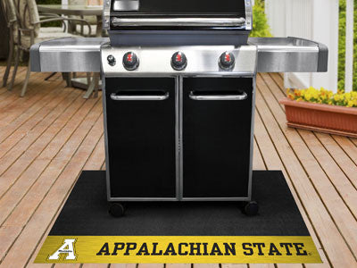 "NCAA Officially licensed Appalachian State Grill Mat 26""x42"" Are you a die-hard sports fan that likes to show off your team"