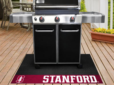 "NCAA Officially licensed Stanford University Grill Mat 26""x42"" Are you a die-hard sports fan that likes to show off your tea"