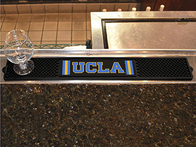 "NCAA Officially licensed University of California - Los Angeles (UCLA) Drink Mat 3.25""x24"" Keep your freshly crafted drinks"